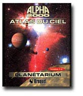 Alpha 2000  Atlas du ciel  version 7.0  CD-ROM