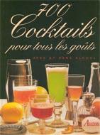 700 cocktails pour tous les goûts