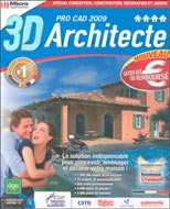 3d architecte pro cad 2009 distribution prologue for 3d architecte pro