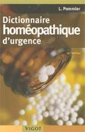 Dictionnaire homéopathie d'urgence
