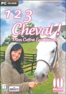 1, 2, 3 cheval! : Mon coffret Équi-passion