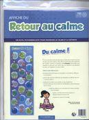 Affiche du retour au calme : Un outil psychoéducatif...