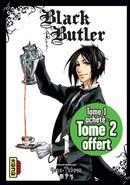 Black Butler Pack 1+1 OP Kana 2022