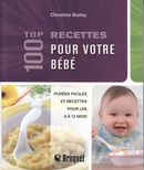 100 recettes pour votre bébé