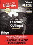 Magazine litt. 552 : Le roman Gothique