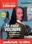 Magazine littéraire 553 : Je suis Voltaire
