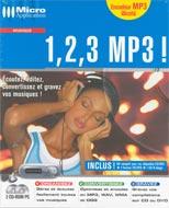 1,2,3 MP3!: Écoutez, éditez, convertissez et gravez vos...