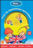 Ucze sie angielskiego spiewajaco L/CD