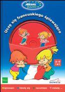 Ucze sie francuskiego spiewajaco L/CD