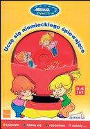 Ucze sie niemieckiego spiewajaco L/CD