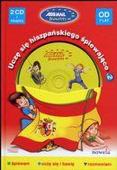 Ucze sie hiszpanskiego spiewajaco 2 L/CD