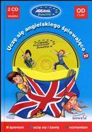 Ucze sie angielskiego spiewajaco  2 L/CD