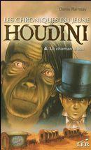 Les chroniques du jeune Houdini 4 :  Le chaman sioux