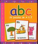 Abc : 26 puzzles de A à Z