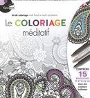 Coloriage méditatif