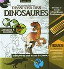 Une technique facile pour dessiner des dinosaures