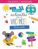 Mes petites activités pour les vacances - Maternelle