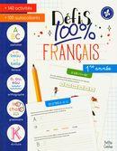 Défis 100% français - 1re année