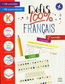 Défis 100% français - 2e année