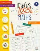 Défis 100% maths - 2e année