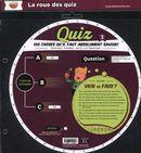 La roue des quiz 02 : Musique, cinéma, arts, littérature