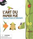 L'art du papier plié : Origami pour les débutants