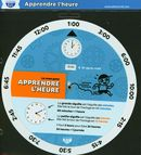 La roue pour apprendre l'heure