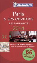 Paris & ses environs - Guide rouge