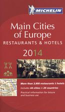 Main Cities of Europe 2014 - Guide rouge