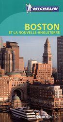 Boston et la Nouvelle-Angleterre - Guide vert