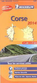 Corse 2014 528 - Carte rég. indéchirable N.E.