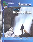 North America Road Atlas 2015