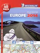 Europe 2014 Altas Routier