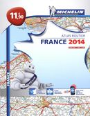 Atlas routier France 2014 - Broché - 1:200 000