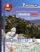 Atlas routier & touristique France 2014 - Broché - 1:200 000