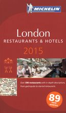London 2015 - Guide rouge