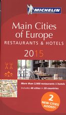 Main Cities of Europe 2015 - Guide rouge