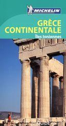 Grèce Continentale - Guide vert