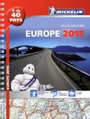 Atlas routier Europe 2015
