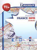Atlas routier France 2015 Broché