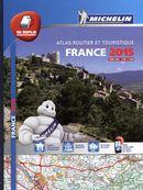 Atlas routier et touristique France 2015