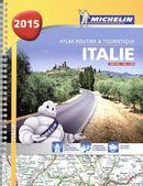 Atlas Italie 2015 spiralé