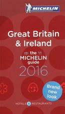 Great Britain & Ireland 2016 - Guide rouge N.E.