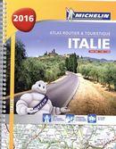 Atlas routier & touristique Italie 2016