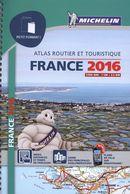 Atlas routier et touristique France 2016 - petit format