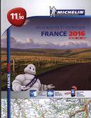 Atlas routier et touristique France 2016 - broché
