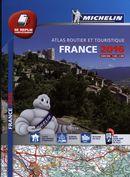 Atlas routier et touristique France 2016 - multiflex