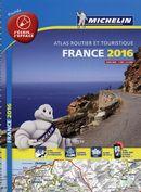 Atlas routier et touristique France 2016 - plastifié