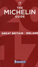 Great Britain/Ireland 2017 The Michelin Guide - Guide rouge