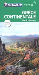 Grèce continentale, Iles Ioniennes - Guide Vert